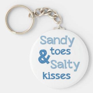 Porte-clés Sandy botte des baisers salés