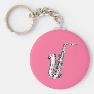 Porte-clés Saxophone