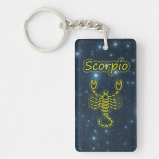 Porte-clés Scorpion intelligent