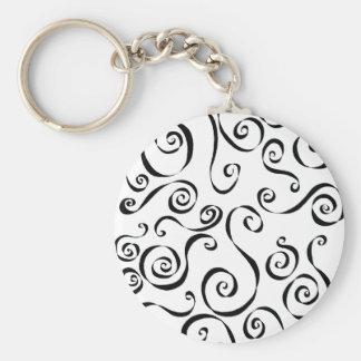 Porte-clés Scrolly