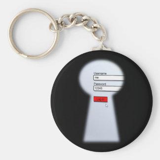 Porte-clés Sécurité de mot de passe