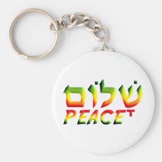 Porte-clés Shalom