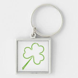 Porte-clés Shamrock irlandais