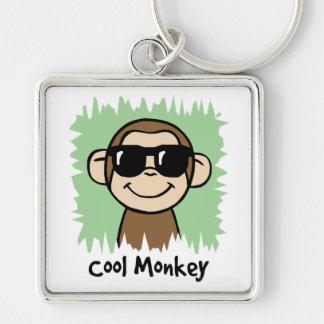 Porte-clés Singe de cool de clipart (images graphiques) de