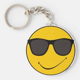 Porte-clés Smiley frais de Joe