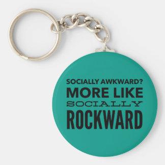 Porte-clés Socialement maladroit ?