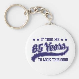 Porte-clés soixante-cinquième Anniversaire