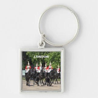 Porte-clés Soldats montés par cavalerie de ménage en photo de