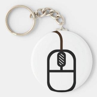 Porte-clés Souris d'ordinateur