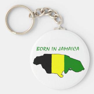 Porte-clés Soutenu dans le porte - clé de la Jamaïque