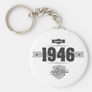 Porte-clés Soutenu en 1946 (Dark&Lightgrey)