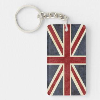 Porte-clés Souvenir de porte - clé de drapeau de l'Angleterre