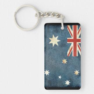 Porte-clés Souvenir de porte - clé de drapeau de l'Australie