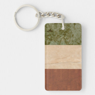 Porte-clés Souvenir de porte - clé de drapeau de l'Irlande