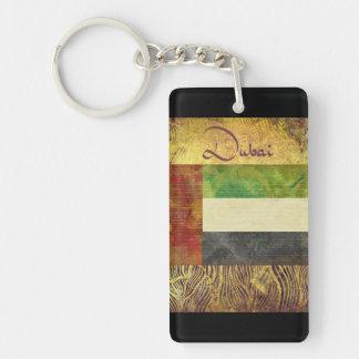 Porte-clés Souvenir de porte - clé de Dubaï