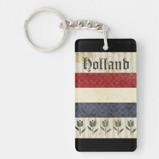 Porte-clés Souvenir de porte - clé de la Hollande