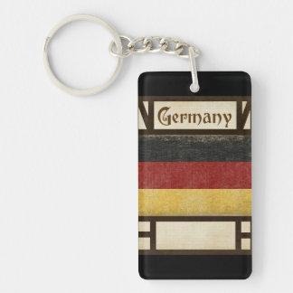 Porte-clés Souvenir de porte - clé de l'Allemagne