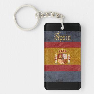 Porte-clés Souvenir de porte - clé de l'Espagne