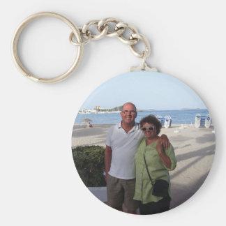 Porte-clés Souvenirs de mariage de Mandy et de John