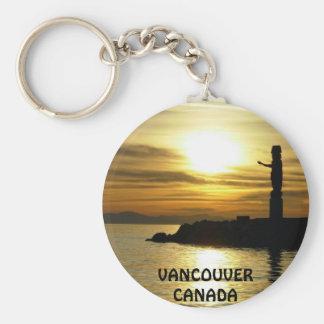 Porte-clés Souvenirs de Vancouver de porte - clé de Vancouver