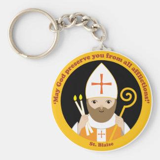 Porte-clés St Blaise