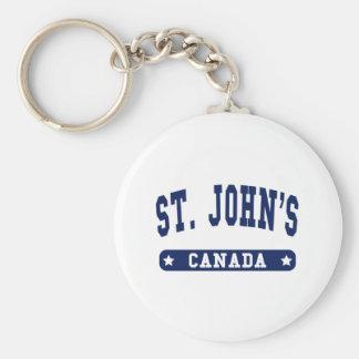 Porte-clés St John