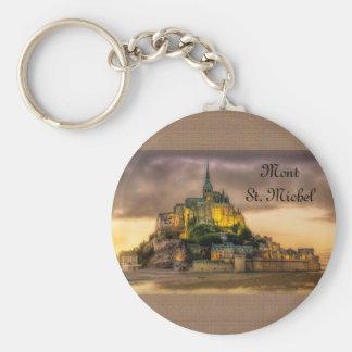 Porte-clés St Michel porte - clé de Normandie, France de Mont