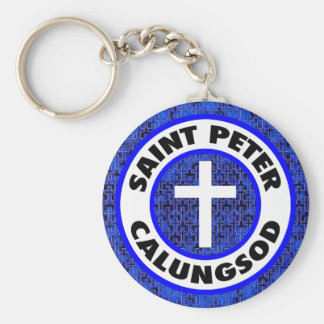 Porte-clés St Peter Calungsod