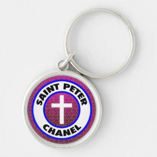 Porte-clés St Peter Chanel