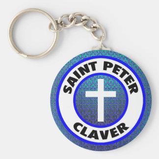Porte-clés St Peter Claver
