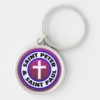 Porte-clés St Peter et Saint Paul