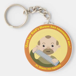 Porte-clés St Simon l'apôtre