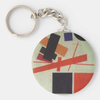 Porte-clés Suprematism par Kazimir Malevich