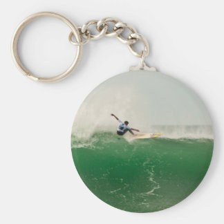 Porte-clés Surf à Biarritz