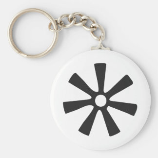 Porte-clés Symbole d'ANANSE NTONTAN | de la sagesse,