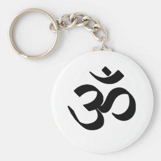Porte-clés Symbole d'ohm