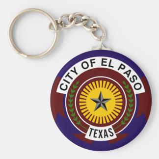 Porte-clés symbole le Texas des Etats-Unis Amérique de