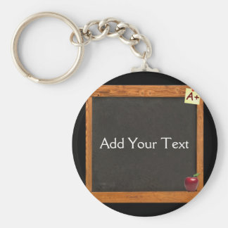 Porte-clés Tableau de professeur