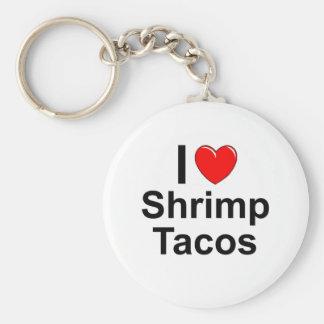 Porte-clés Tacos de crevette