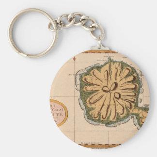 Porte-clés tahiti1769