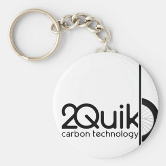 Porte-clés technologie du carbone 2Quik