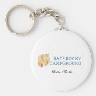 Porte-clés TERRAIN DE CAMPING de BAYVIEW rv, Destin, porte -