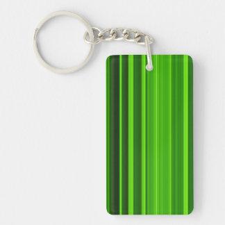 Porte-clés Texture de feuille de palmier