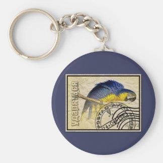 Porte-clés timbre de A labouré