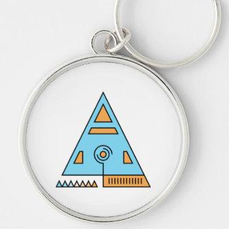 Porte-clés Triangle sacrée