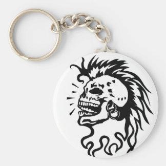 Porte-clés Tribal demon