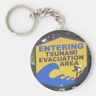 Porte-clés Tsunami