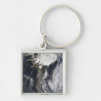 Porte-clés Un nuage de cendre