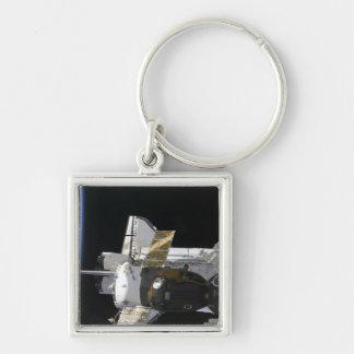 Porte-clés Un vaisseau spatial accouplé de Soyuz