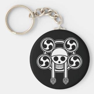 Porte-clés Une seule pièce - Enel